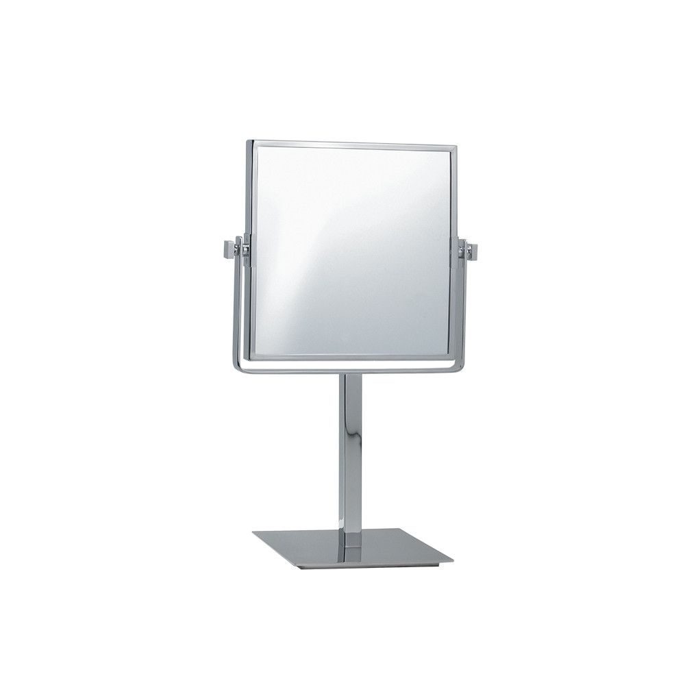 DW - Chrome Cosmetic Mirror - - 3 x Magnification - Germany
