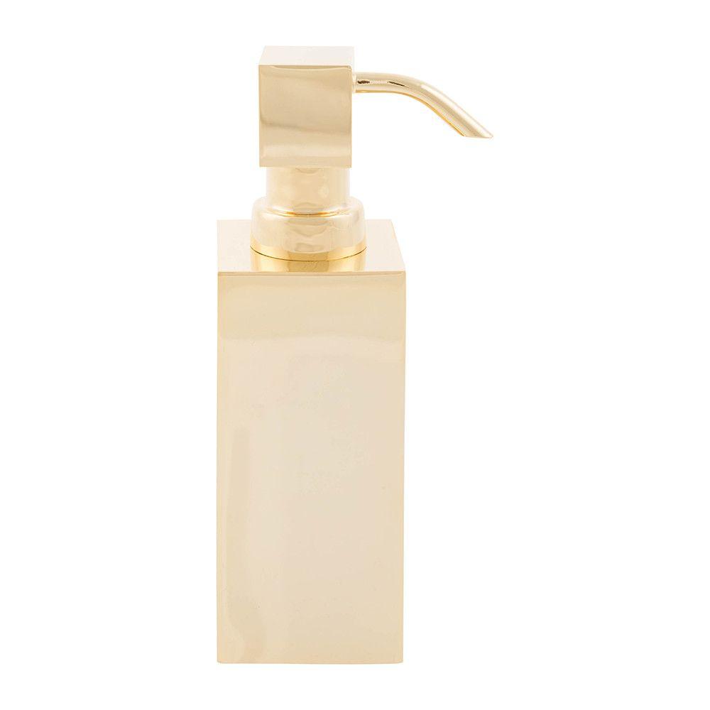DW - Soap Dispenser Pump - Tall - Gold - 5x5x16cm - Germany