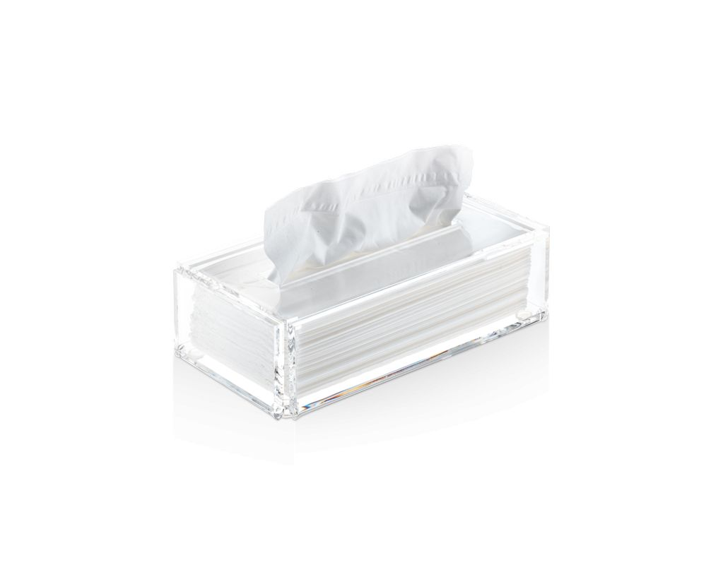 DW - Acrylic Tissue Box - Germany