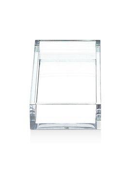 DW - Acrylic Tray - Rectangular Small - 4 x 23.5 x 12.5cm - Germany