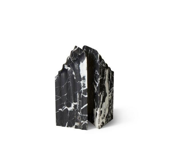 Aerin AERIN - Milo Marble Book Ends