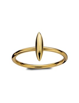 Elements Static Form Ring by Luke Rose