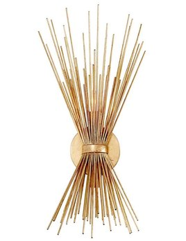 Kelly Wearstler Kelly Wearstler - Strada Small Sconce in Gild