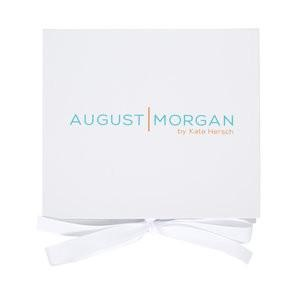August Morgan Plastered - Holiday Cocktail Napkins - Set of Four