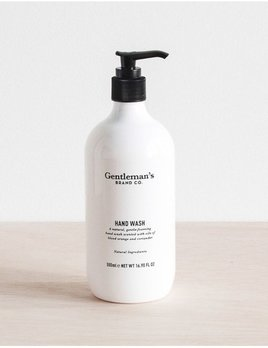 The Gentlemans Brand Co Gentleman's Brand Co - Hand Wash 500ml