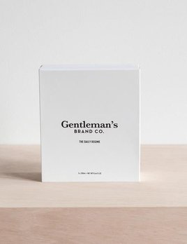 The Gentlemans Brand Co Gentleman's Brand Co - Daily Regime