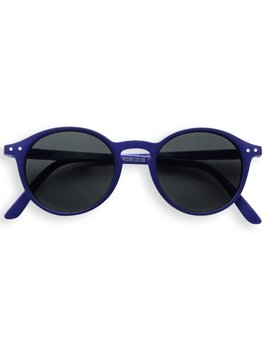 Until/See Concept IZIPIZI - Sun Junior #D - Sunglasses For Kids - Navy