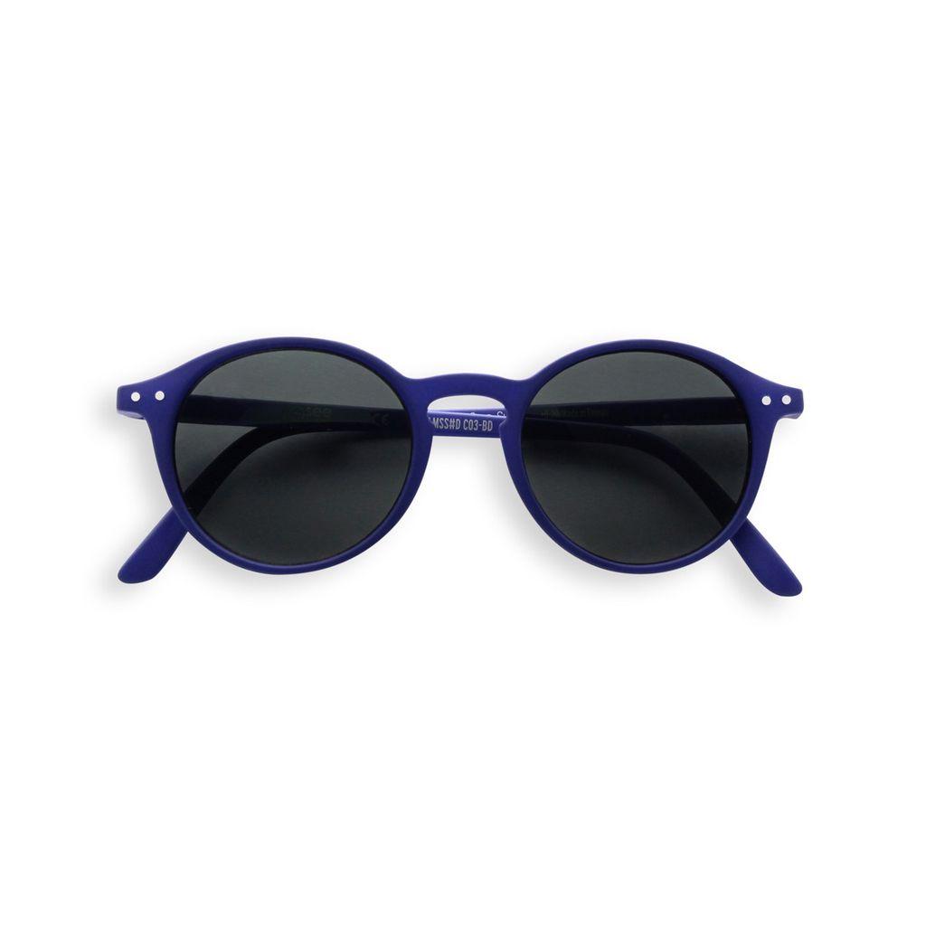 Until/See Concept IZIPIZI - #D Sun Junior - Sunglasses For Kids - Navy