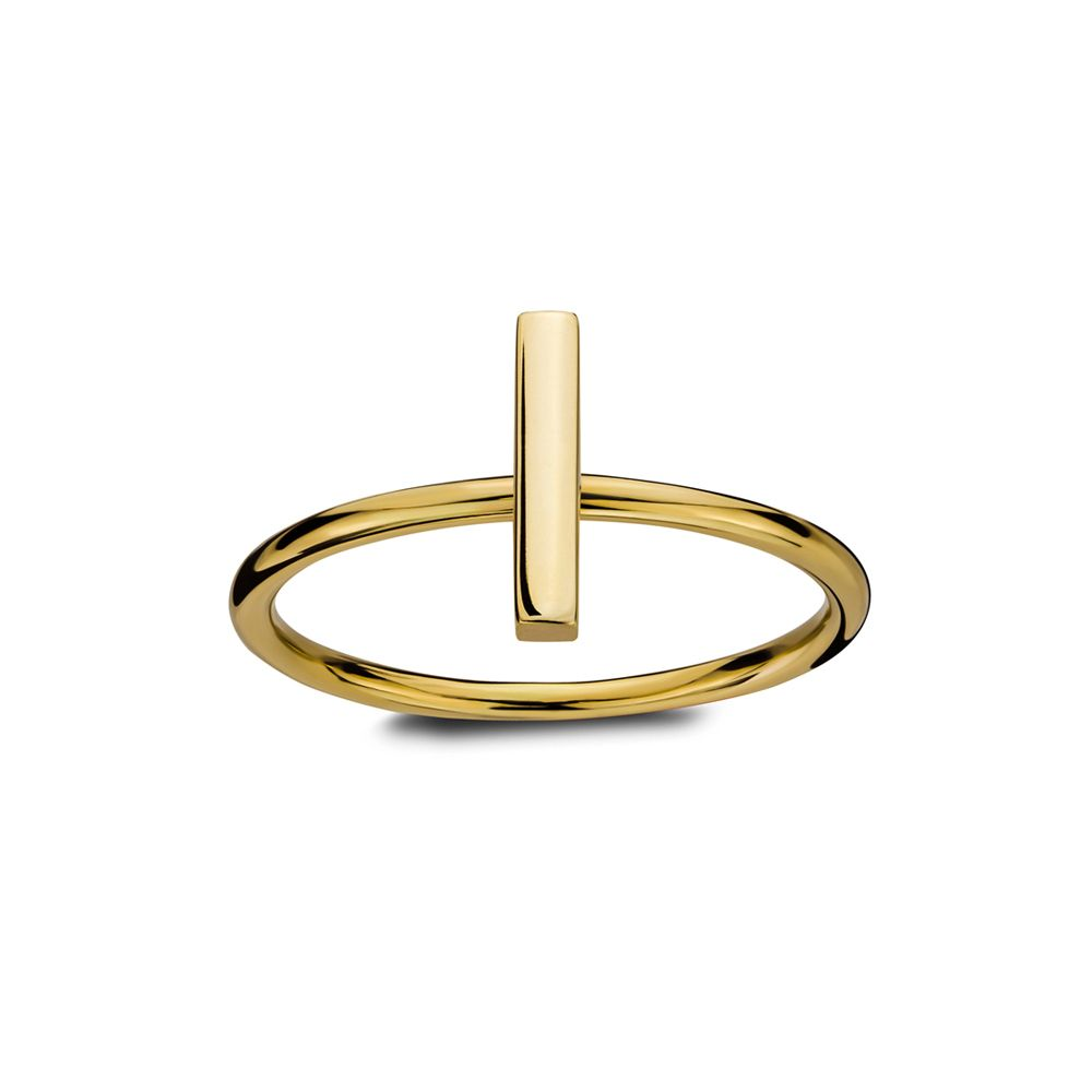 Elements Static Bar Ring by Luke Rose