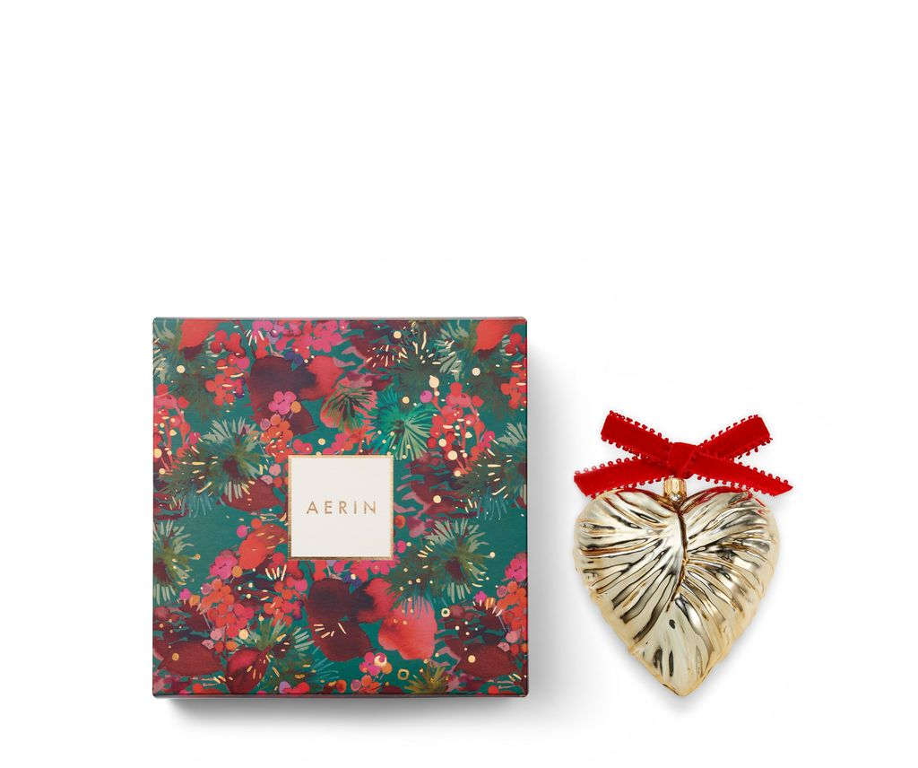 AERIN - Ambroise Christmas Ornament -Large - Gold