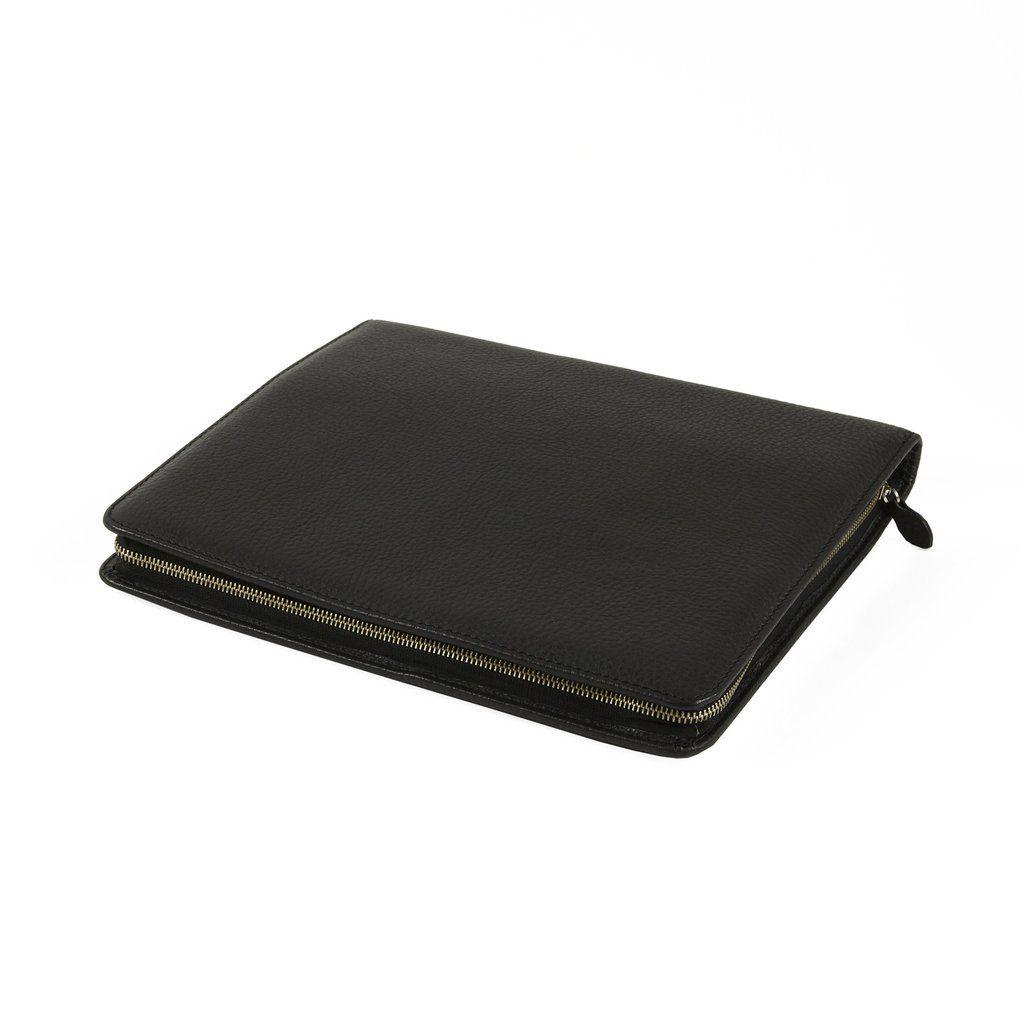 Luxury Calf Leather Tool Kit - Black - Germany