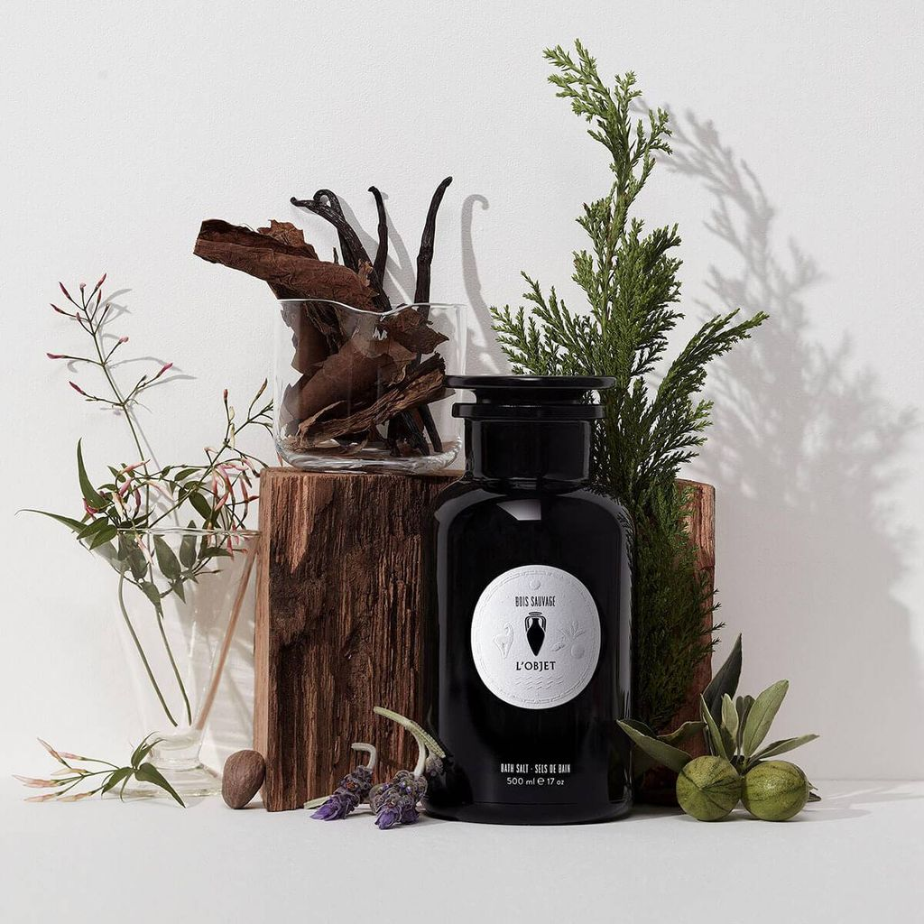 L'Objet L'Objet - Bar Soap - Bois Sauvage 125g, 4.4oz