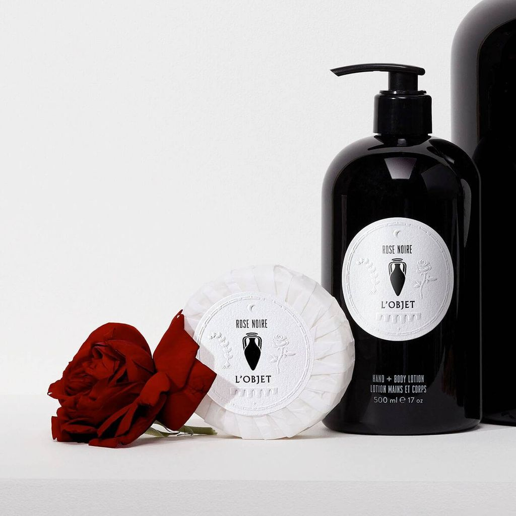 L'Objet L'Objet - Bar Soap - Rose Noire 125g, 4.4oz
