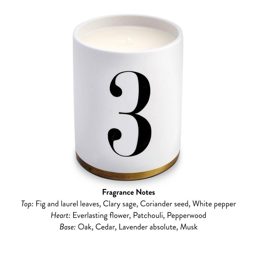 L'Objet L'Objet - Parfume de Voyage #3 Aegean Candle