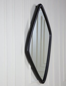 Kelly Wearstler Kelly Wearstler - Finley Mirror - Ebonized Walnut