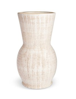 Aerin AERIN - Amelie Hour Glass Vase - 34x18.5cm - Italy