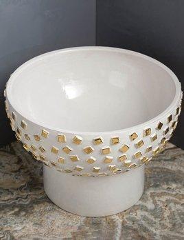 """Kelly Wearstler Kelly Wearstler - Confetti Bowl - 14"""" D x 10"""" H"""