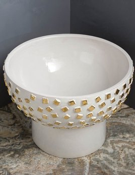 "Kelly Wearstler Kelly Wearstler - Confetti Bowl Large - 14"" D x 10"" H"