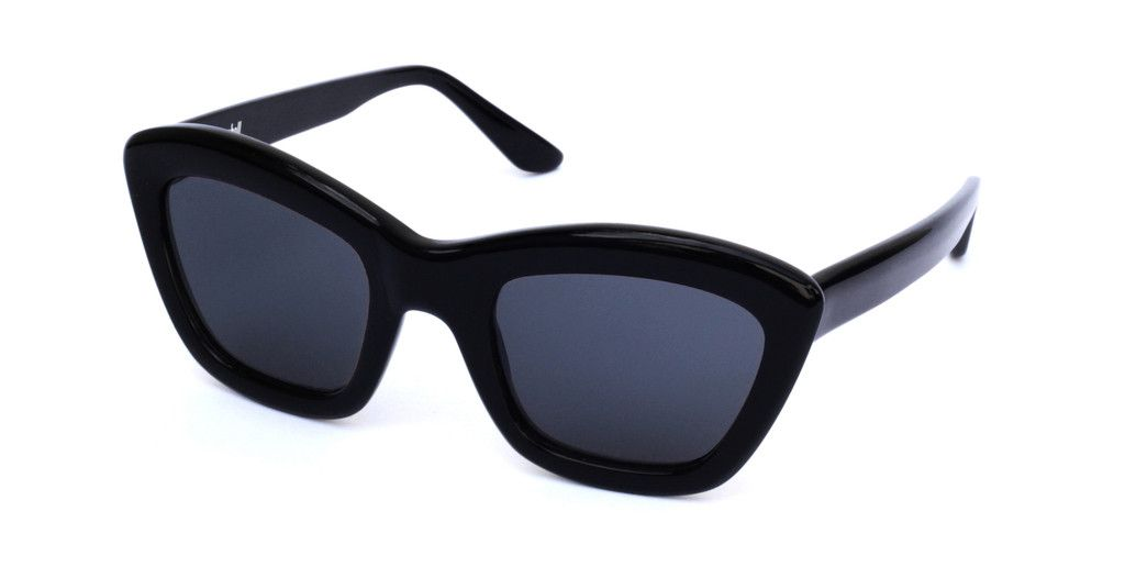 Nick Campbell Eyewear - Chloe Sunglasses - Black - Acetate Frame