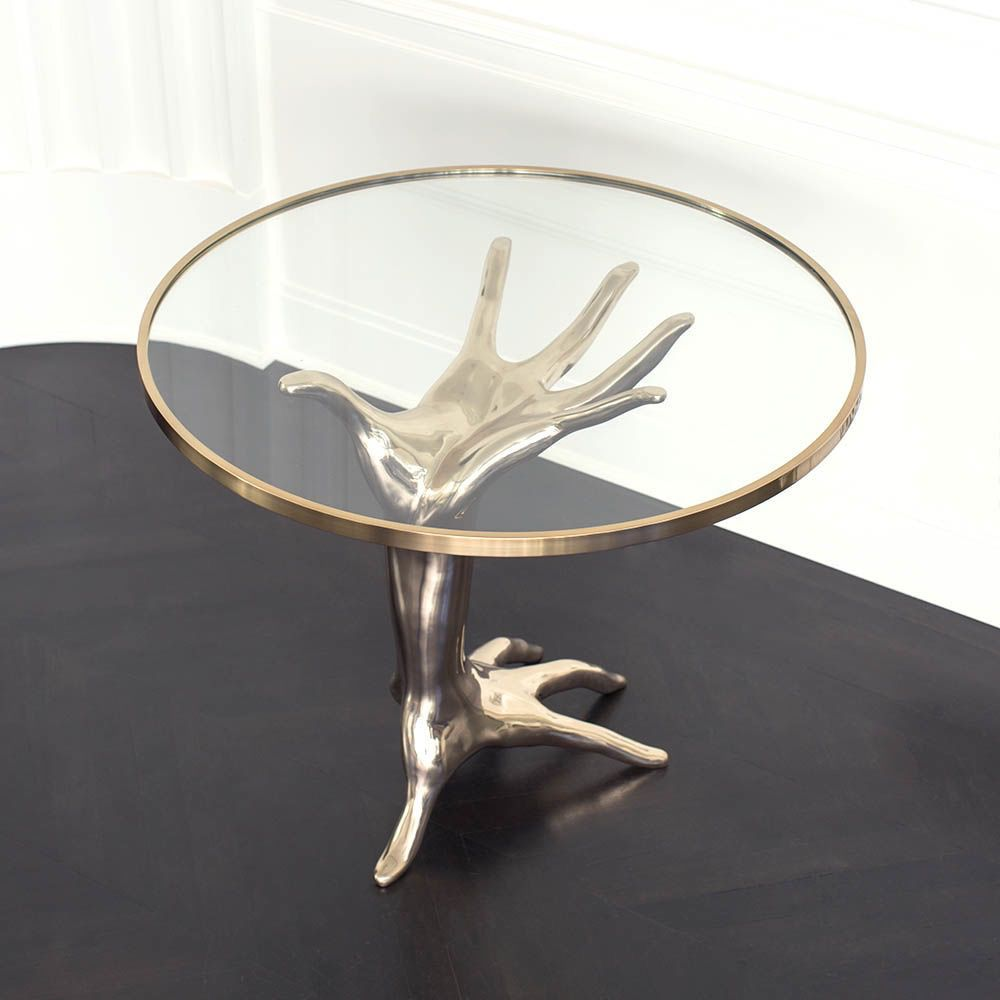 Kelly Wearstler Kelly Wearstler - Dichotomy Table - By Order Only