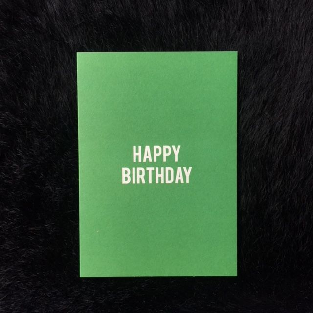Dan Adams Happy Birthday - Greeting Cards
