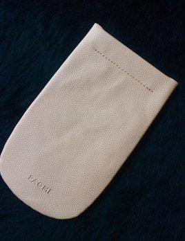 PAQME PAQME Sunglass Case - Leather - Pink