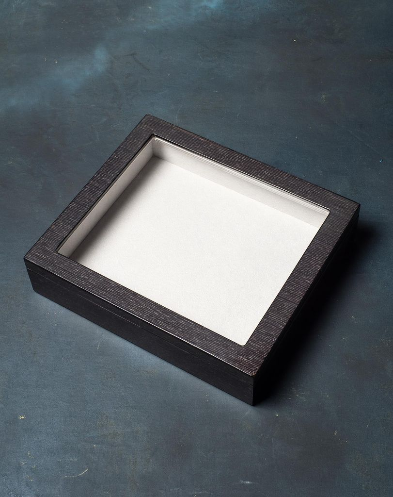 BECKER MINTY - Black Apricot - Catch All Tray (35x30x6cm) - Modular Jewellery and Accessory Tray