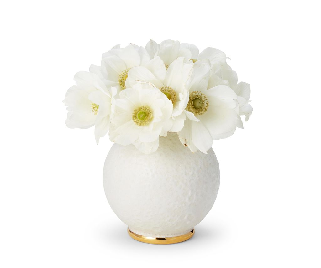 AERIN - Marion Round Vase - Ceramic - H16x15cm