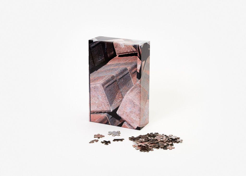 Until/See Concept Areaware - Puzzle in Puzzle - Bricks