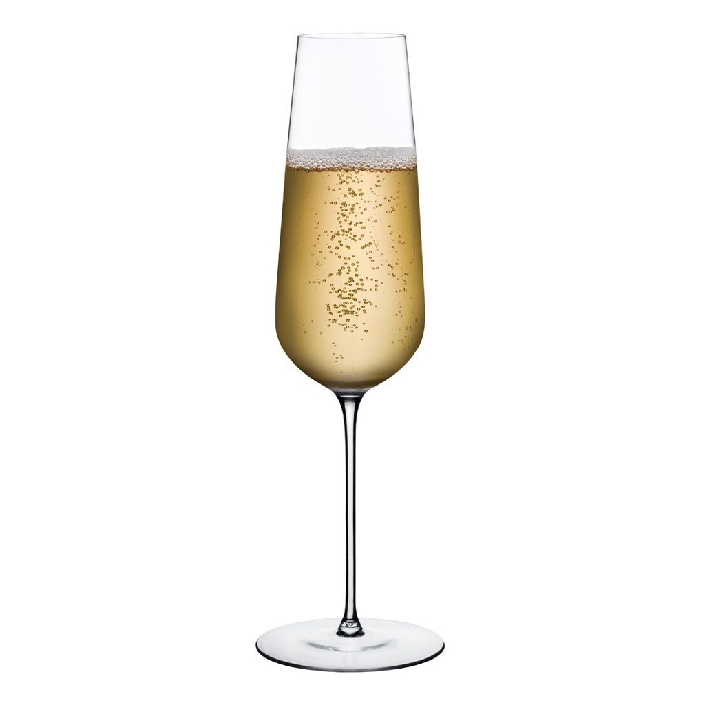 Nude Glass Elegant Champagne Glass - Set of 2