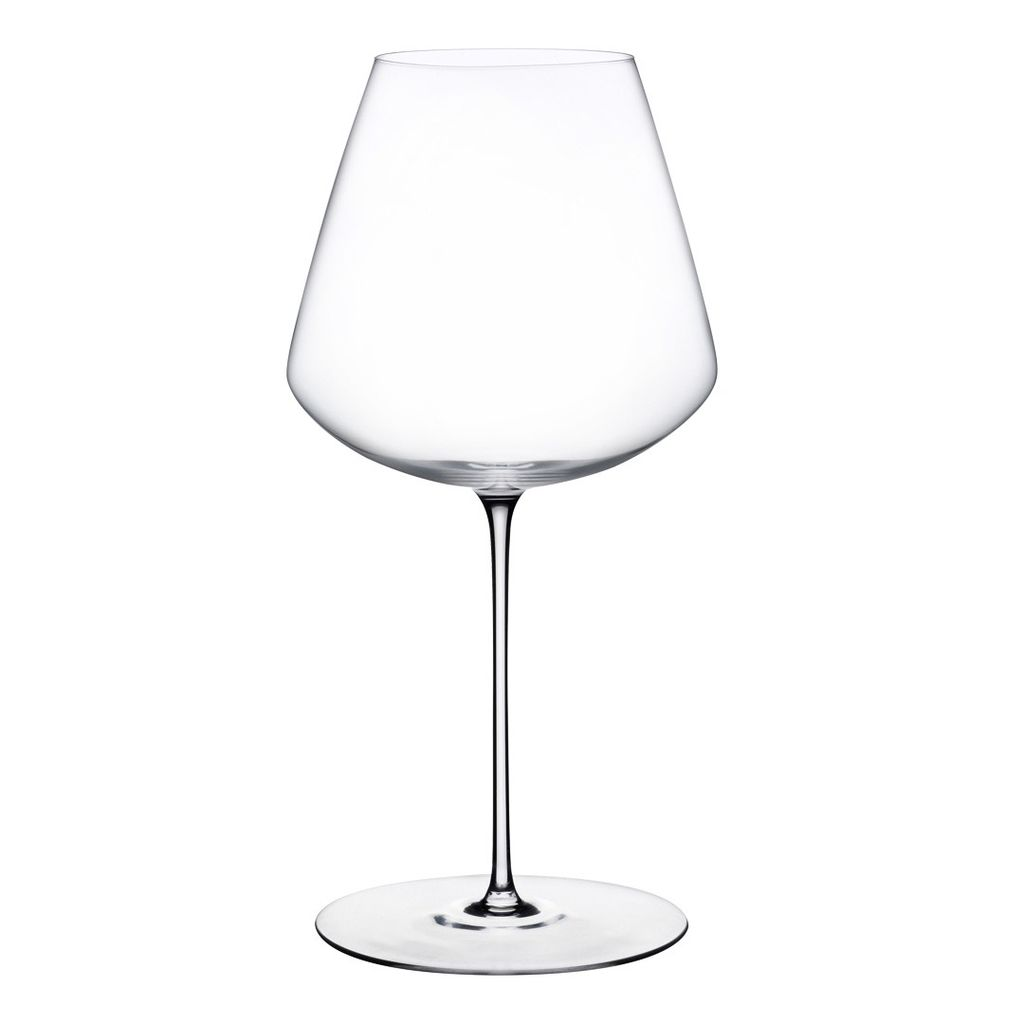 Nude Glass Elegant White Wine Glass - Set of 2
