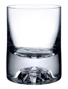 Nude Glass Shade Skull Whisky Glass / Tumbler - Set of 2