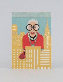 Noodoll Pocket Sketchbook - Fashion Nana