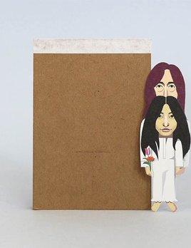 Noodoll Pocket Sketchbook - Peacemakers