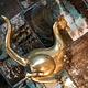 B.M.V.A. Vintage Brass Rocking Kangaroo c1970