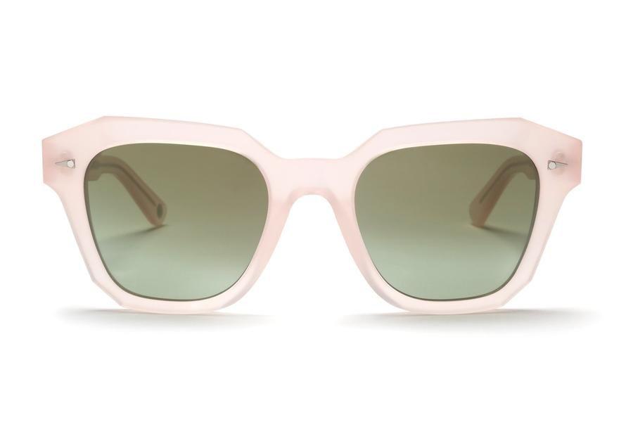 Proper Goods Ahlem Eyewear - Pont des Art - Pink - Christian Dalloz Cridal 2 Base Lenses with an interior anti-reflective coating - Handmade in France