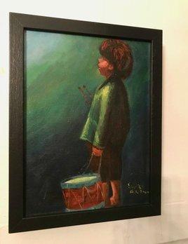 Vintage Artwork - Little Drummer Boy