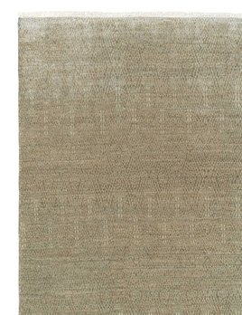 Armadillo & Co - PARAGON - Heirloom Collection - Wool - Birch - 3.4x4.2m - Handmade in India Under Fair Trade Standards