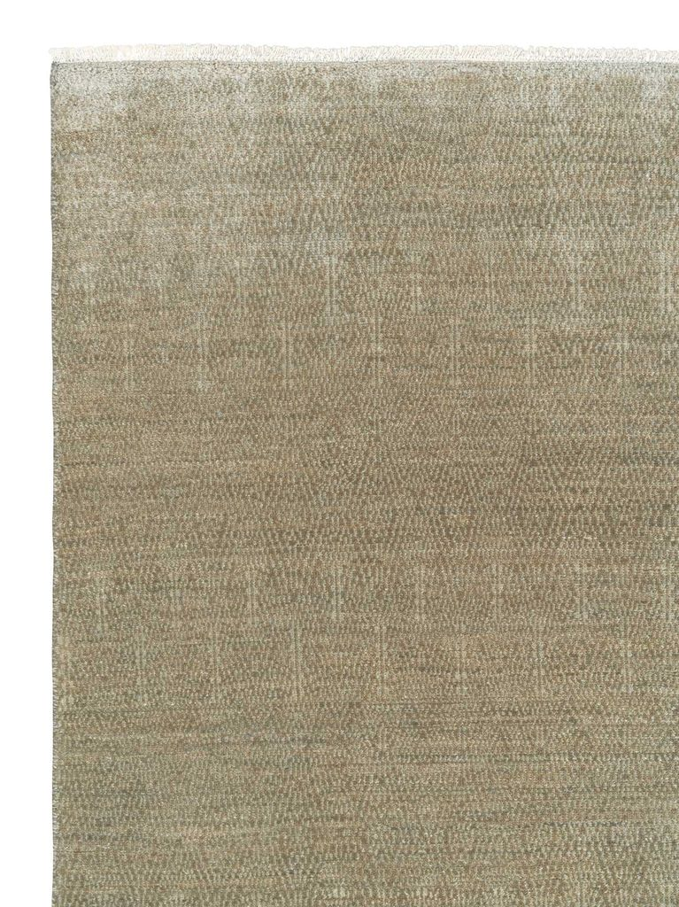 Armadillo & Co - PARAGON - Heirloom Collection - Wool - Birch - 3x4.2m - Handmade in India Under Fair Trade Standards