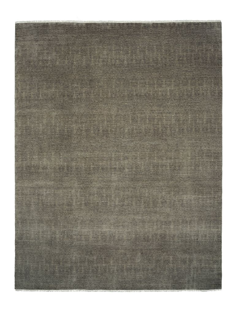 Armadillo & Co - PARAGON - Heirloom Collection - Wool - Shadow - 2.4x3m - Handmade in India Under Fair Trade Standards