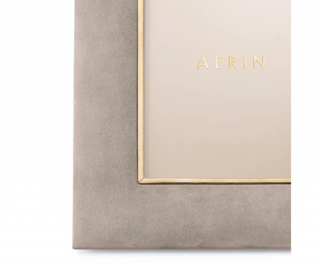 """Aerin AERIN - Valentina Suede Frame - 5X7"""" - Dune"""