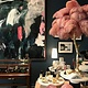 'Meeting Place' - Acrylic on Canvas - 221x287cm Oak Framed - Antonia Mrljak - 2018