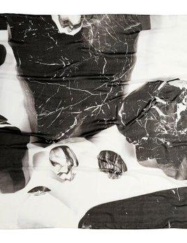 BECKER MINTY Mr.MINTY x GOOD&Co Scarf - #KellyLove - 100% Silk - 160x130cm
