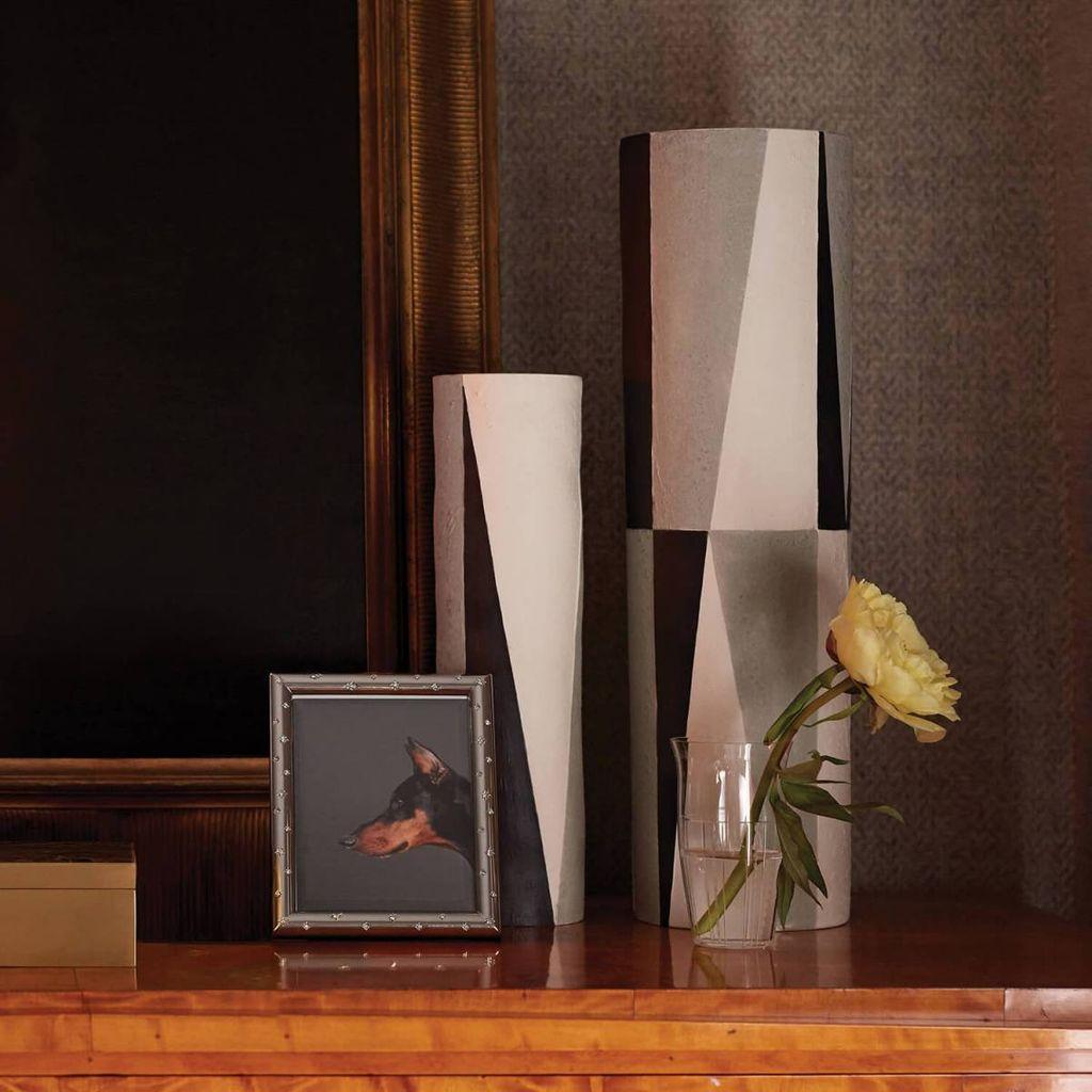 L'Objet L'Objet - Cubism Vase - X Large - D15xH53cm