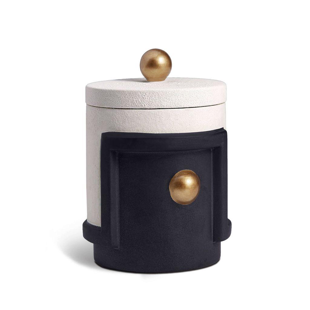 L'Objet L'Objet - Cubism Candle - 9x14cm