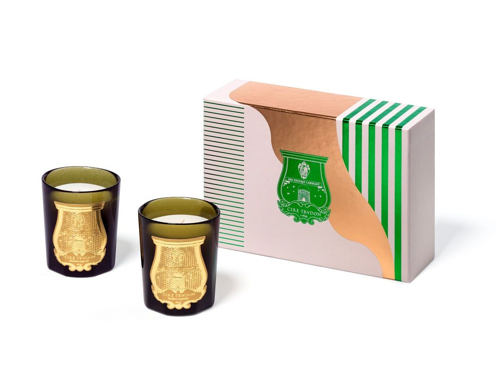Cire Trudon - Duo Imperial - Cyrnos & Josephine - 100g - France