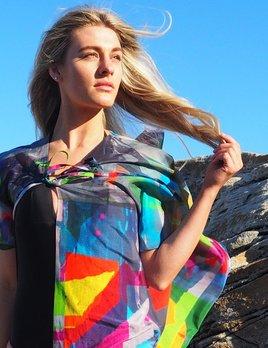 Phillip Ayers - Kimono - Silk Cotton - Metro 1