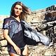 Phillip Ayers - Kimono - Silk Cotton - Charcoal