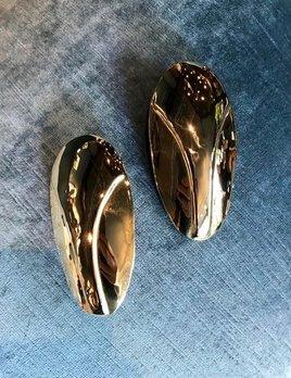 Daniel Espinosa Daniel Espinosa - Brancusi Earrings - 22ct Gold Plated