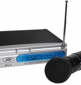 Peavey Peavey - PV1 Single Channel Wireless System w/ Handheld Microphone